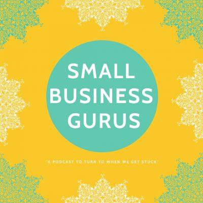 Small Business Guru Podcast Logo 2